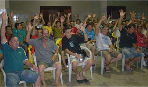 Trabalhadores aprovam proposta salarial da Ibar Nordeste