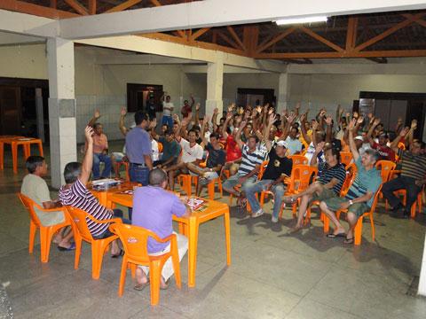 Vito Transportes: Proposta da DRT é aprovada pelos trabalhadores